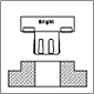 RBT أدوات الصقل الأسطوانة المجمعة أداة & أداة الصقل الوجه