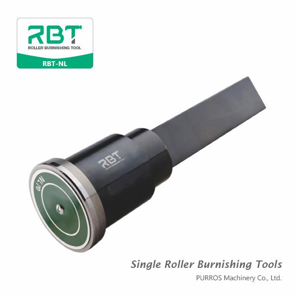 Roller Burnishing Tool, Single Roller Inner Diameter Burnishing Tools, Inside Surface Single Roller Burnishing Tool
