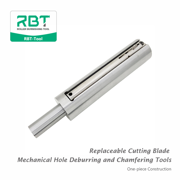 RBT Replaceable Cutting Blade Mechanical Hole Deburring and Chamfering Tools