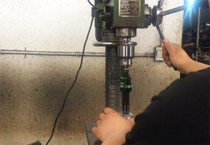 Burnishing, roller burnishing tool, The method of burnishing, burnishing the surface, burnishing process, burnishing tool