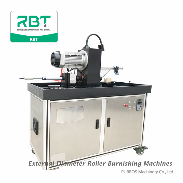 External Diameter Roller Burnishing Machines Manufacturer & Supplier