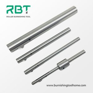 www.burnishingtoolhome.com Will deburring and chamfering tools damage the hole wall? replaceable cutting blade mechanical hole deburring and chamfering tools